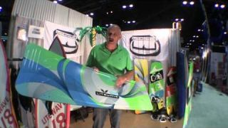 2016 Litewave Wing Light Wind Kiteboard