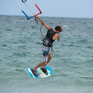 litewave kick-s kiteboard